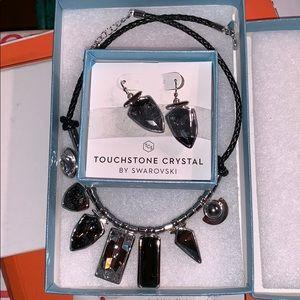 Touchstone Crystal Swarovski Crystal Blackout Set